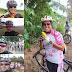 Ciclistas do LBC realizam  pedal regado à frutas