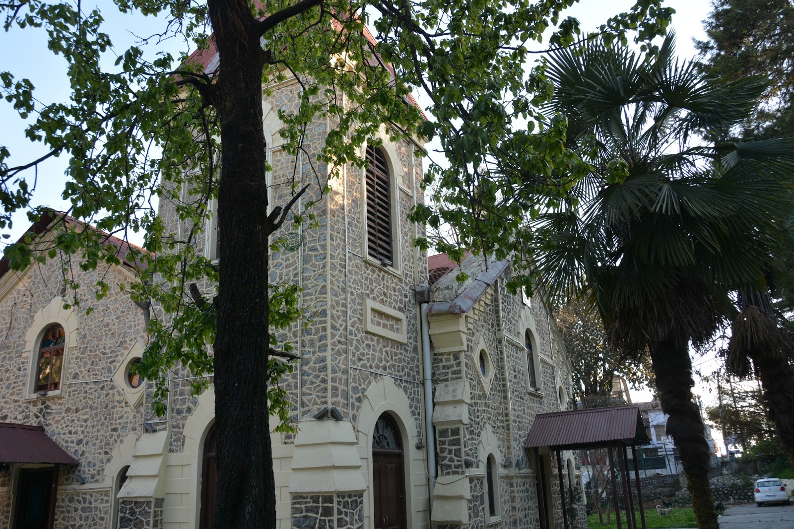 मसूरी का मेथोडिस्ट चर्च