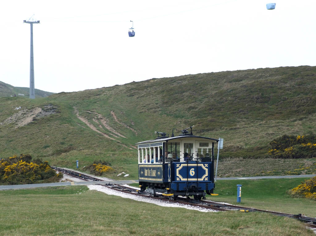 The Great Orme Tramway   Transport Illustrated