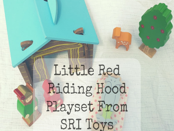 Little Red Riding Hood Playset from SRI Toys