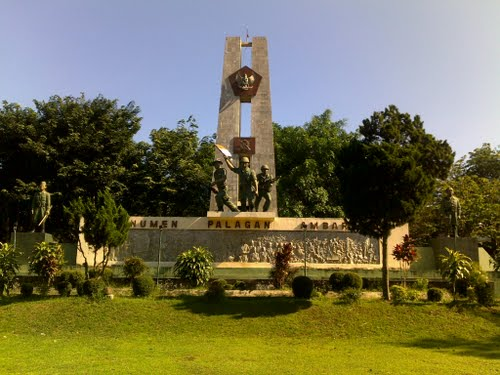 Peristiwa Sejarah Museum Dan Monumen Palagan Ambarawa