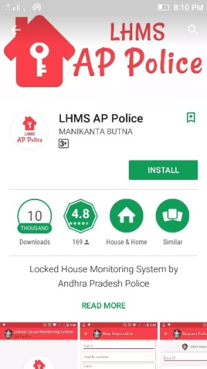 LHMS AP Police App