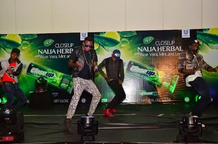 10 The CloseUp Naija Herbal Gel Launch Event