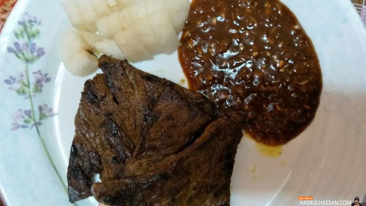 Steak Masak di Rumah