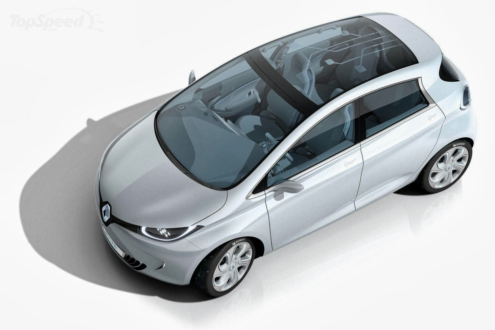 The Motoring World New Tech Means Renault Zoe Can Now Go Further On Battery Power Than Ever Before