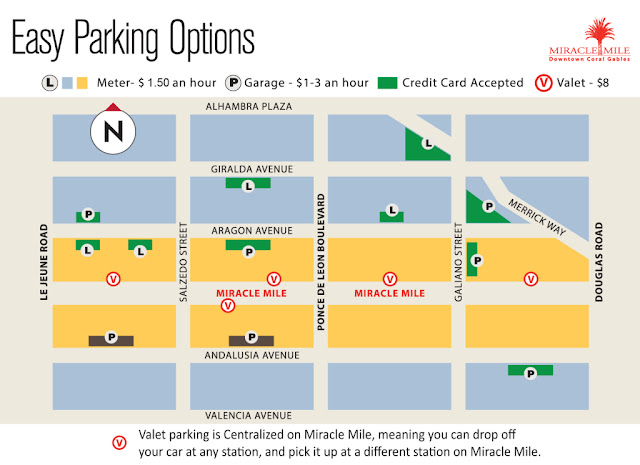 parking miracle mile