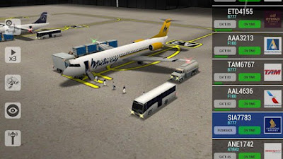 Unmatched Air Traffic Control MOD APK v3.0.5 Terbaru Unlimited Money