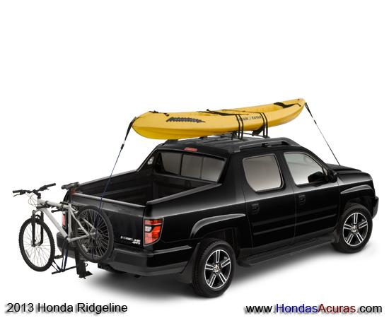 Kayak roof rack honda ridgeline
