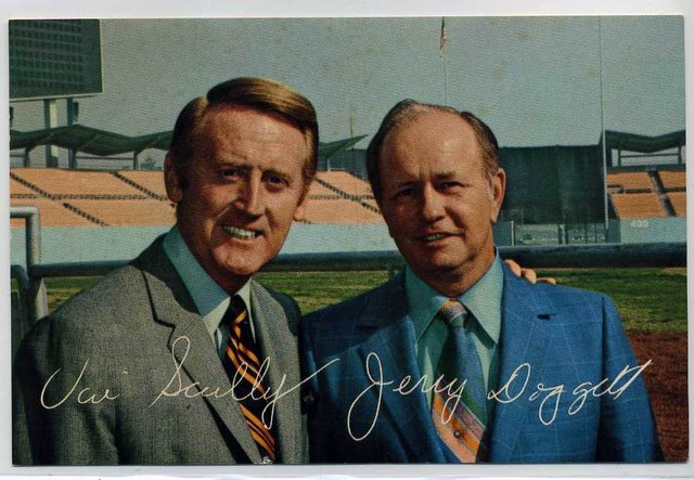 Dodgers Blue Heaven: Heritage Auctions: The Jerry Doggett Collection