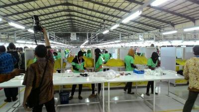 Lowongan Kerja PT Pasific Brands Indonesia November 2016 (Cewe)