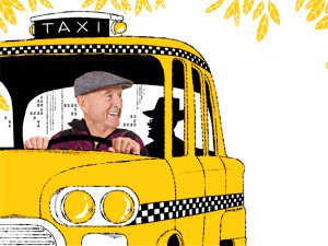 Kisah inspiratif sopir taksi yang ikhlas.