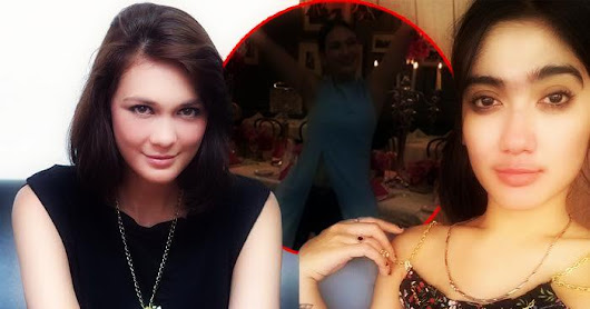 Video Revi Mariska vs Luna Maya, Bikin Panas !!!