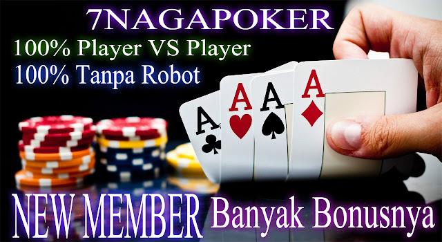 Poker Online Terpercaya Member Baru Banyak Bonusnya