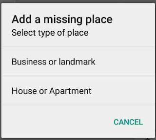 Google map me address add kaise kare 7