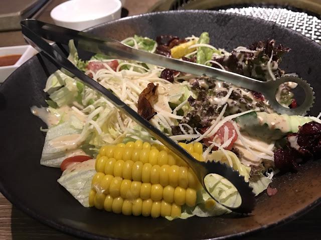 燒肉同話台北