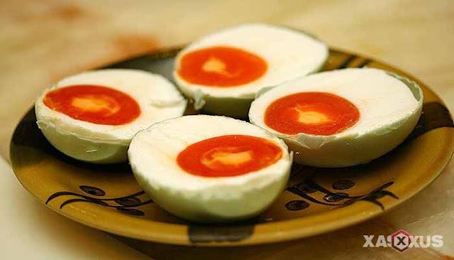 10 Cara Membuat Telur Asin Yang Mudah, Cepat, Simpel, dan Sederhana