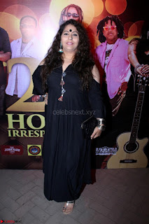 Shibani Kashyap Launches her Music Single led 24 Hours Irresponsible 054.JPG