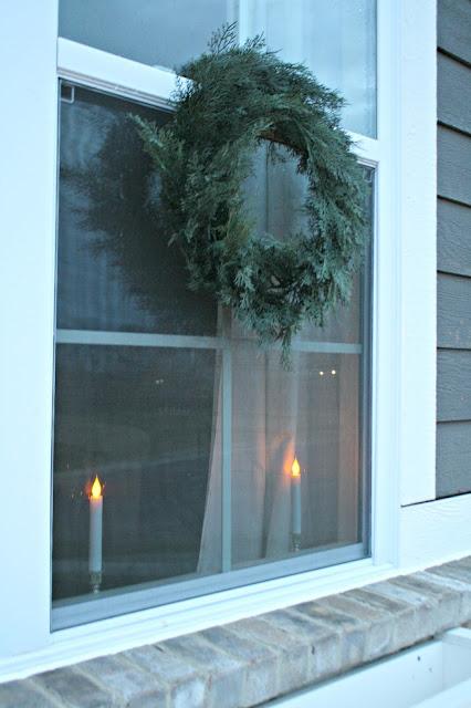 Smycka wreath IKEA