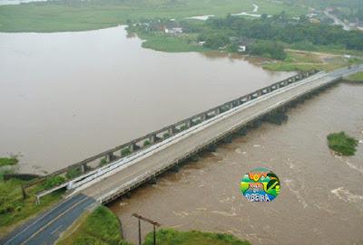 Justiça determina fechamento de Barragem do Valo Grande  em Iguape