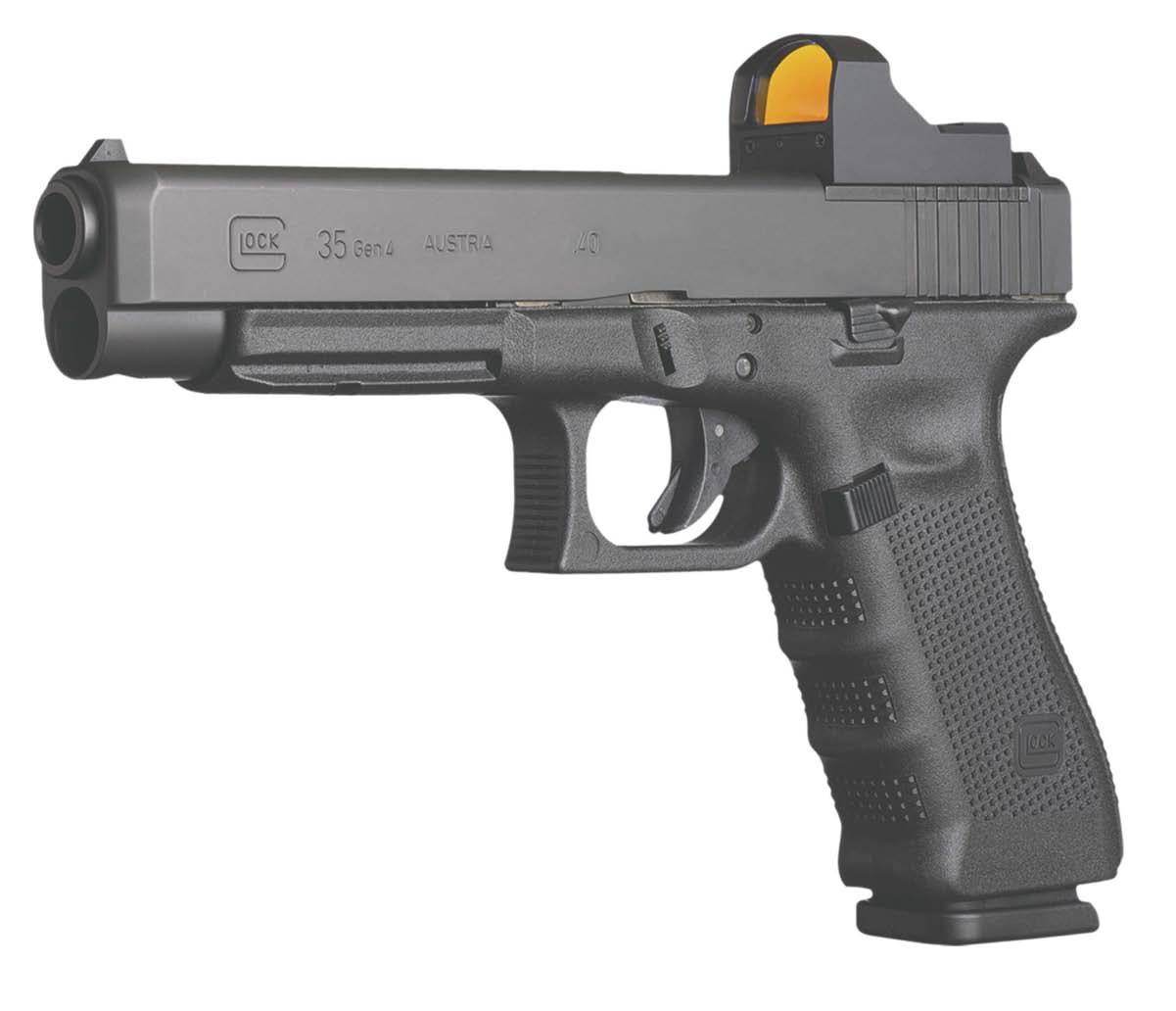 La Glock G35 Rocks ~ Armas y Cuchillos