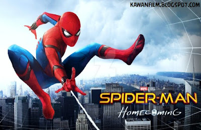 Download Film Spider-Man: Homecoming (2017) Subtitle Indonesia