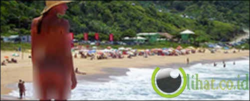 Praia do Pinho, Brasil