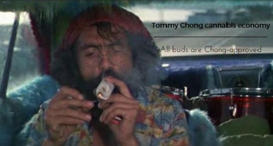 Tommy Chong cannabis