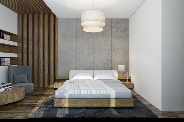 3 ý tưởng thiết kế nội thất cho phòng ngủ 2
