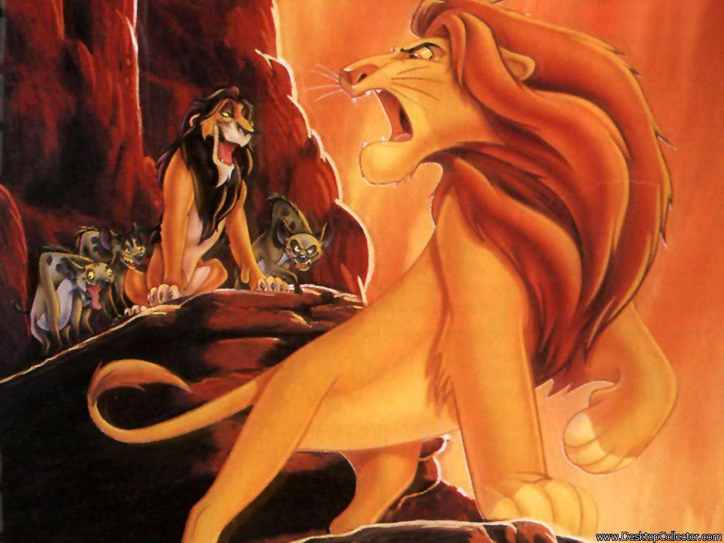 Anime Wallpapers: The Lion King Animated