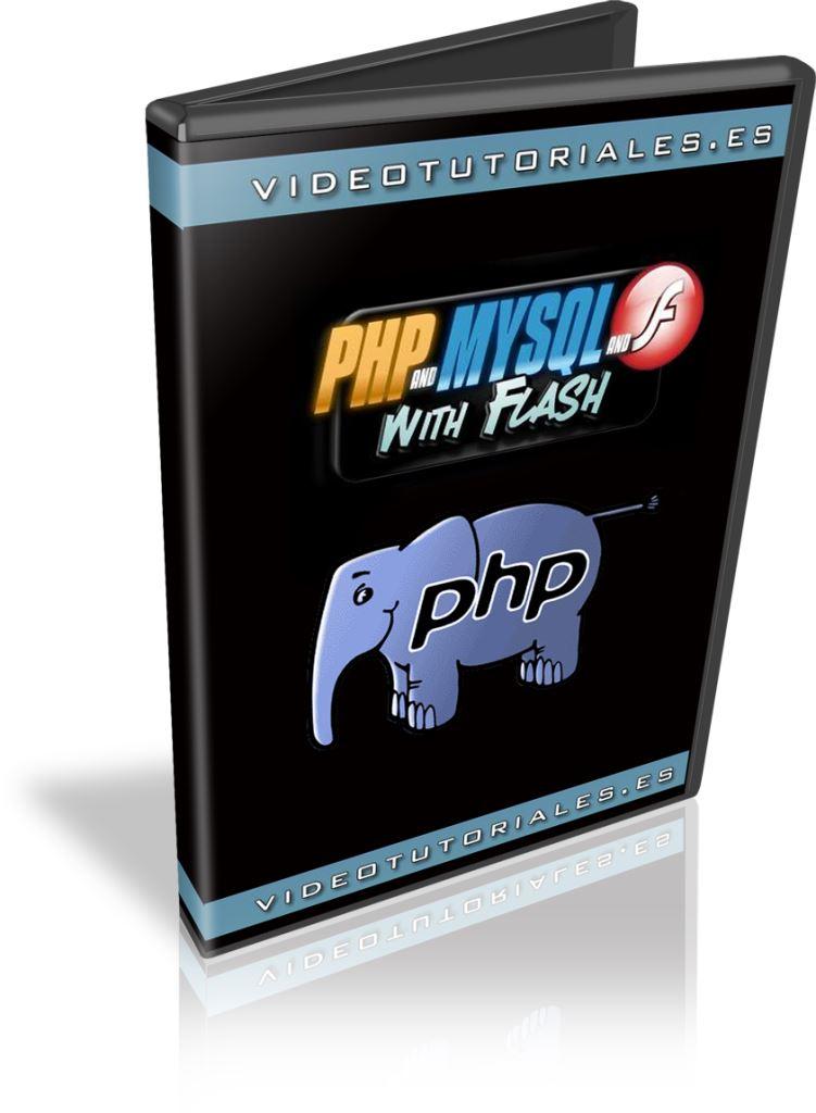 Crea aplicaciones dinámicas con Flash con PHP y MySQL – VideoTutoriales.es