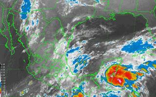 Tormenta tropical Earl se forma en el noroeste del Caribe