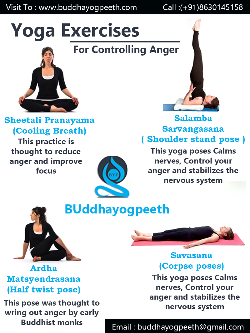 Yoga Poses For Nervous System