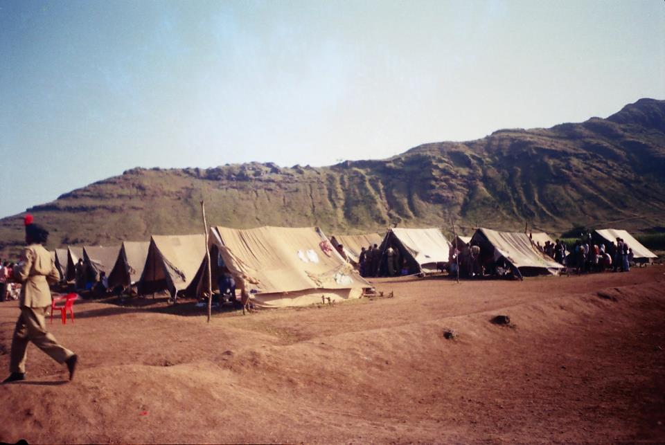 Image result for N C C tents in CAMPING photos