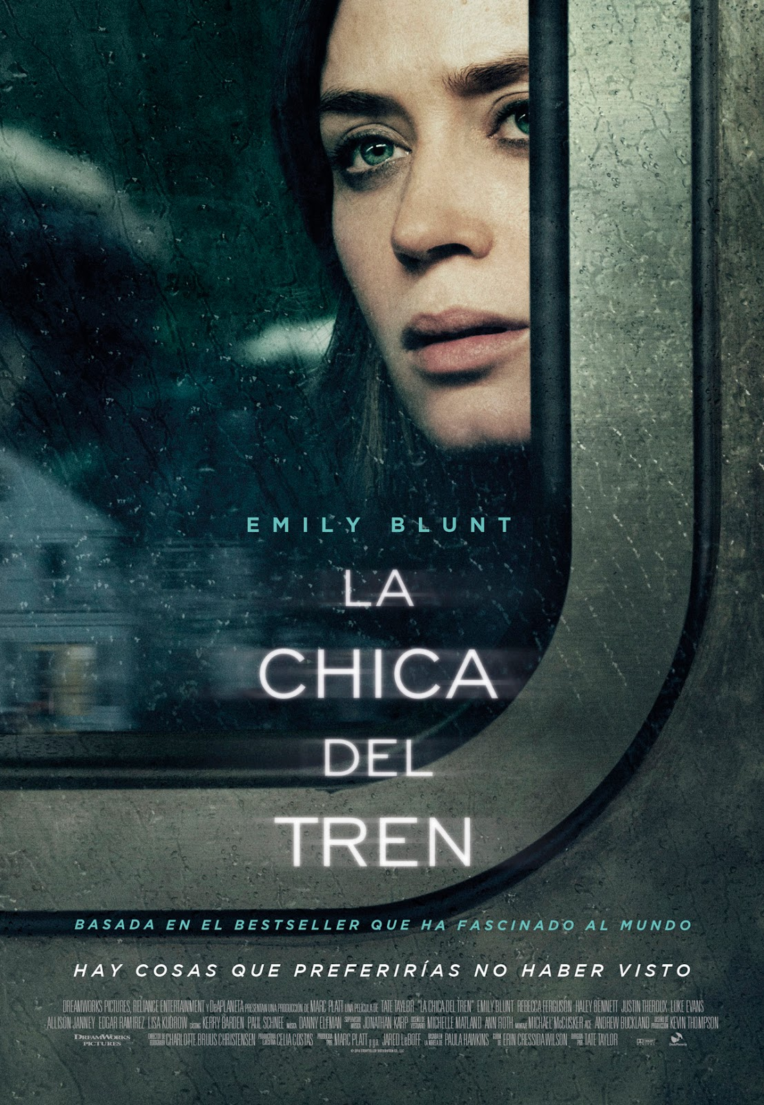 La Chica del Tren (The Girl on The Train) (2016)