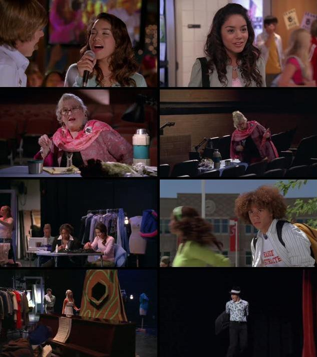 High School Musical 2006 Dual Audio Hindi 720p BluRay