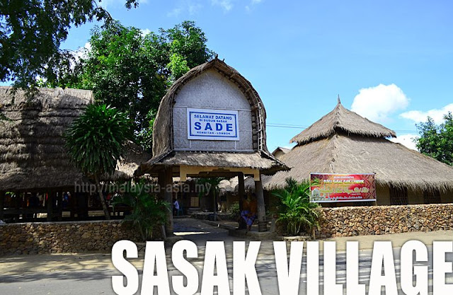 Sade Village Lombok