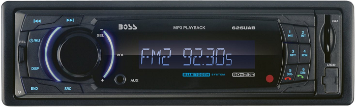 10 Best Top Rated Single Din Bluetooth Car Stereos Under 200