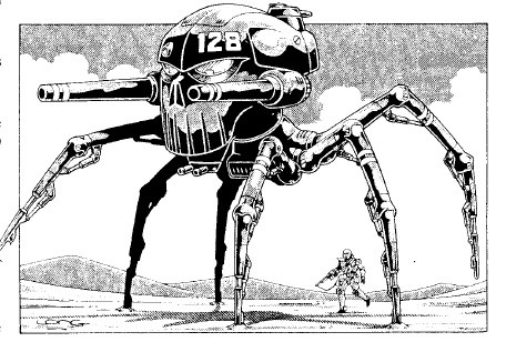CROSS PLANES: Cyptrogram: Skull Walker for the Cypher System