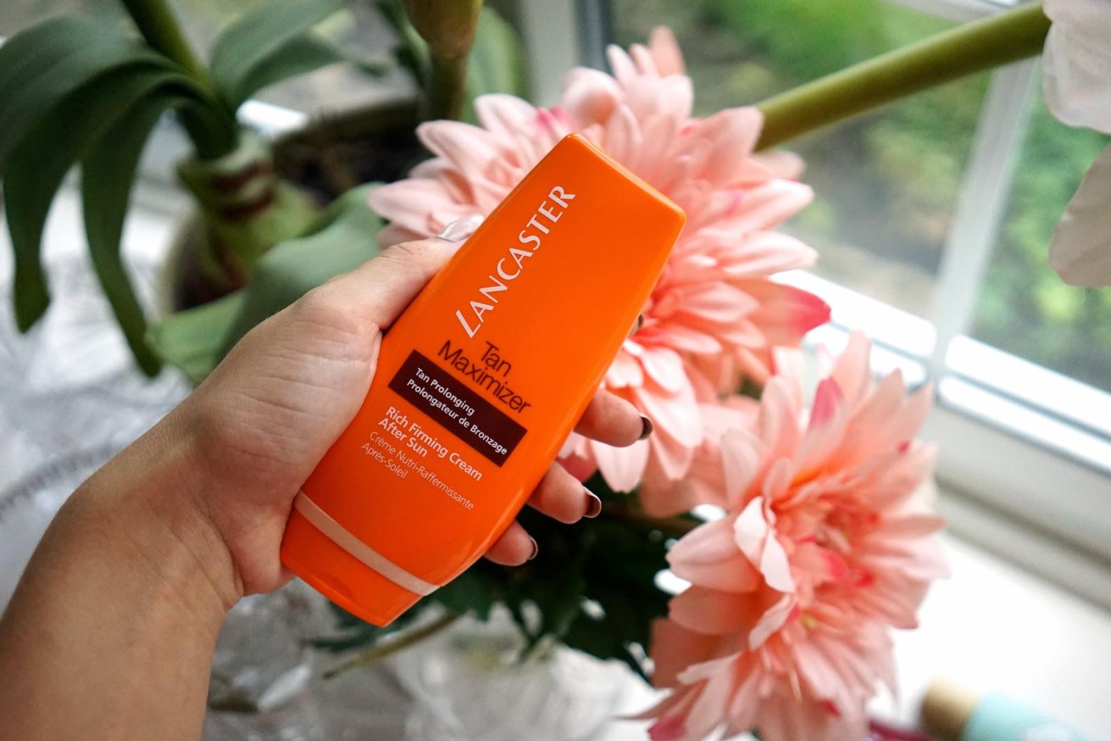 Lancaster Tan Maximizer - Tan Prolonging Rich Firming Cream After-Sun