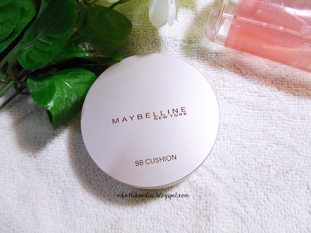 Cilla The Rainbow Days Review Maybelline Super BB Cushion