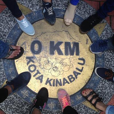 Hari Ketiga #IndonesianBloggerGoesToSabah: Dari Mengunjungi KPJ Specialist Hospital dan Gleneagles Kota Kinabalu Hingga ke Titik Nol Kilometer Kota Kinabalu