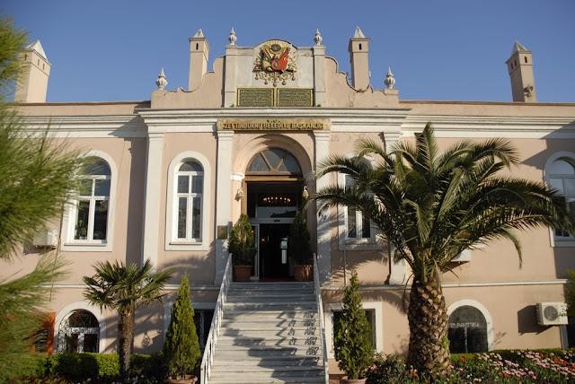 Zeytinburnu belediye binası