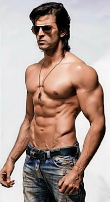 Hrithik Roshan Krrish 3 body New Look - Movie Maza