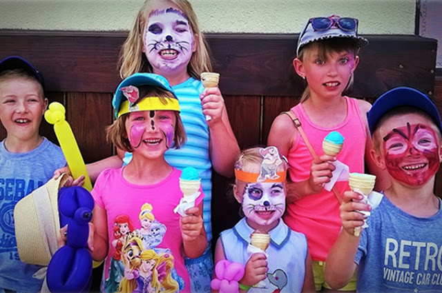 fiestas infantiles Santa Ana economicas