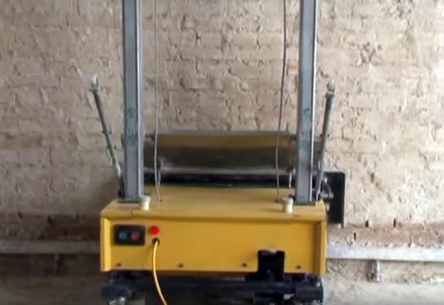 Rendering Machines Mesin Plester Dinding