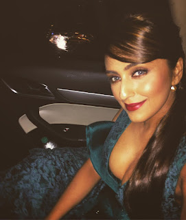 Aarti Chabria attending Gold AWards 2016