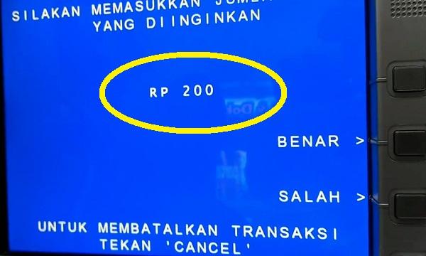 Tarik Tunai Lewat ATM BCA: Langkah Kedua 5