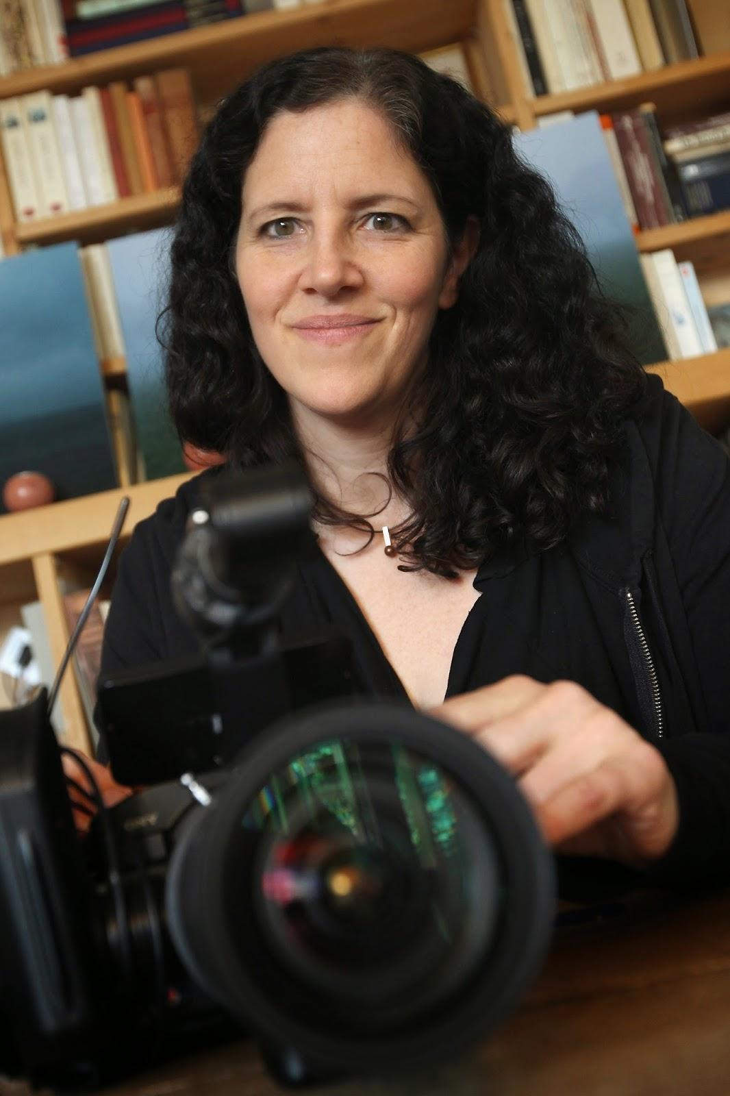 Laura Poitras, réalisatrice de Citizenfour
