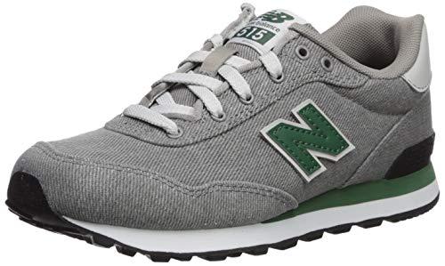 #shoes #boy New Balance Boys' 515v1 Running Shoe MarbleheadTeam Forest Green 4 M US Big Kid 2019