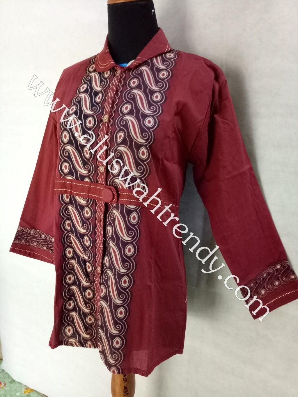 Blus Batik 027